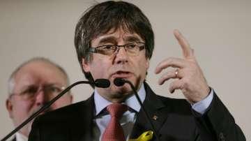 Карлес Пучдемон ще участва на форума за човешките права
