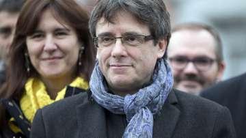 Карлес Пучдемон няма да се кандидатира за премиер на Каталуния