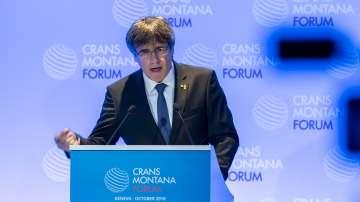 Бившият каталунски лидер Карлес Пучдемон създаде нова политическа формация