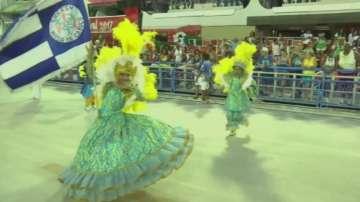 Детски карнавал в Рио де Жанейро