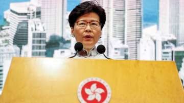 Властите в Хонконг замразиха спорния законопроект за екстрадиция в Китай