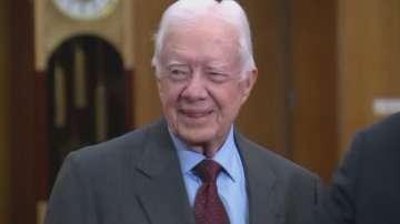 Бившият американски президент Джими Картър беше приет в болница