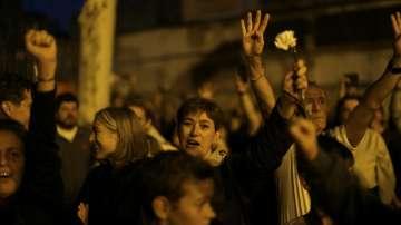 От нашите пратеници: Напрежението в Барселона остава