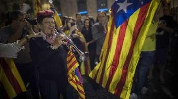 Каталунската криза изглежда се заплита още повече