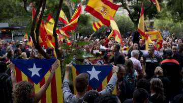 Часове остават до референдума за независимост на Каталуния