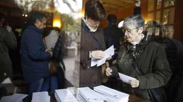 От нашите пратеници: Започна изборният ден в Каталуния