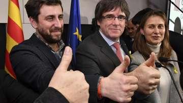 Сепаратистките партии с мнозинство в каталунския парламент