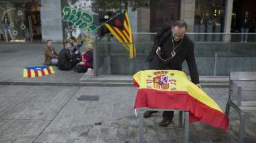 Международни реакции след обявяването на независимост на Каталуния