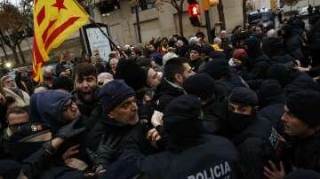 Сблъсъци заради съдебно решение за музей в Каталуния