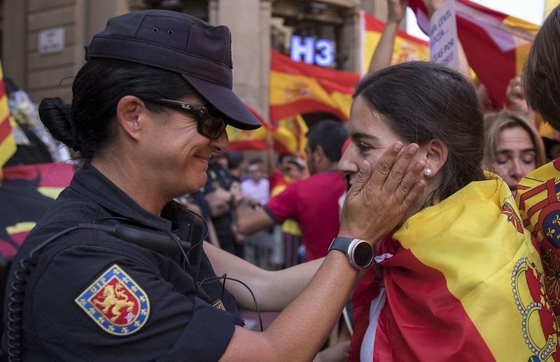 Снимка: Испания и Барселона в очакване