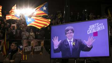 Предизборната кампания в Каталуния е в разгара си