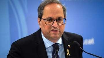 Каталунският президент отива на съд за неподчинение