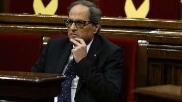Регионалният премиер на Каталуния започна двудневна гладна стачка