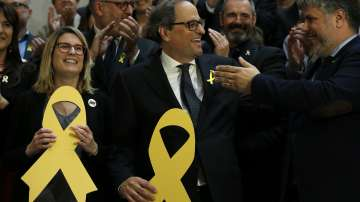 Новият лидер на Каталуния призова за диалог с Мадрид