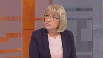 Цецка Цачева: Вярвам, че окончателната битка ще е в моя полза