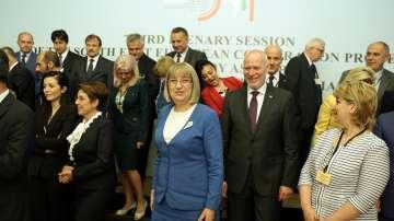 Цецка Цачева откри пленарната сесия на ПА на ПСЮИЕ