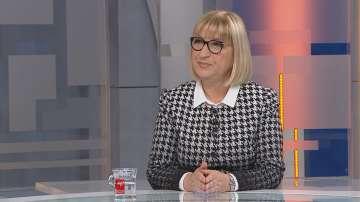 Цецка Цачева: Решението за оставка на здравния министър е един морален акт