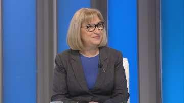 Цецка Цачева: До края на годината антикорупционният закон следва да бъде приет