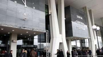 Вижте обновената Централна гара в София (ГАЛЕРИЯ)