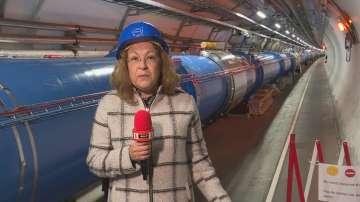 Екип на По света и у нас посети колайдера в ЦЕРН