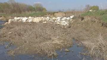 Има опасност река Чая да прелее