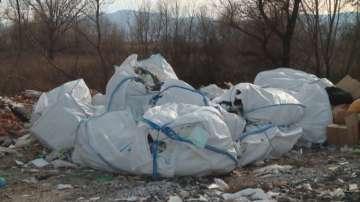 Сметището до село Ягодово се оказа нерегламентирано депо