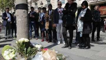 Свидетелски на Нора Арсова от мястото на нападението на Шанз-Елизе