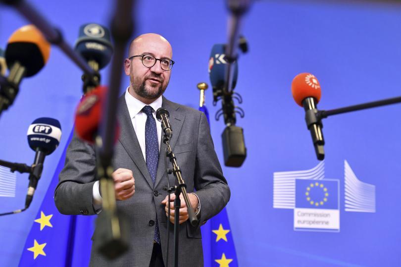 Шарл Мишел, министър-председател на Белгия