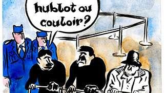 Шарли Ебдо публикува карикатура на брюкселските терористи