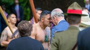 Принц Чарлз и Камила в Нова Зеландия