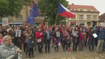 В Чехия е планирана мащабна демонстрация за защита на демокрацията