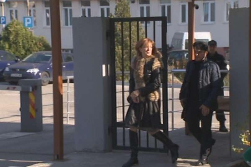 Румяна Ченалова на разпит в Столичното следствие