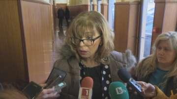 Върнаха на прокуратурата делото срещу Румяна Ченалова