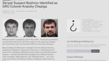 Журналисти по следите на Солсбърийските туристи