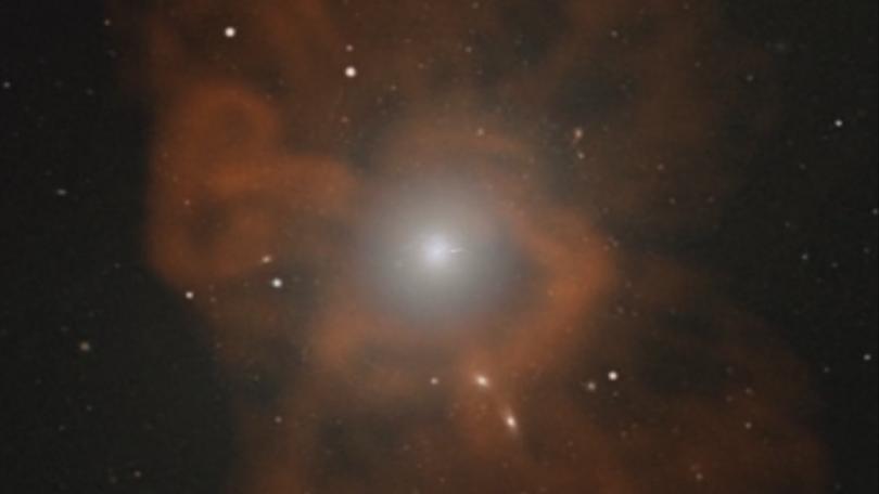 Снимка: Първата снимка на Черна дупка
