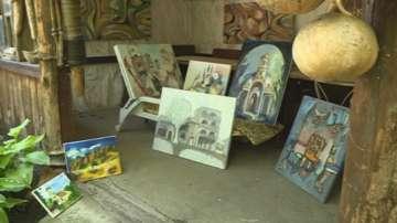 Живописен пленер се проведе в евросело Черниче