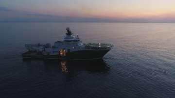 Древни кораби на дъното на Черно море