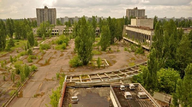 започва строежът слънчева електроцентрала чернобил