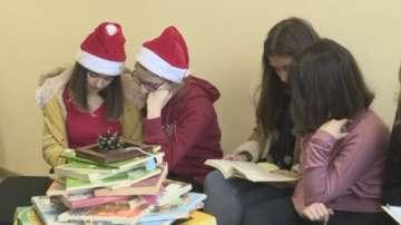 Ученици от Кюстендил си направиха читателски клуб