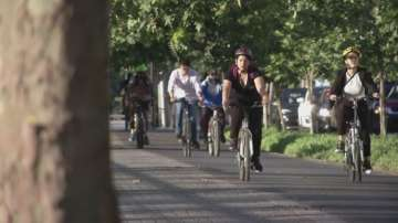 Чилийците преоткриха карането на велосипед