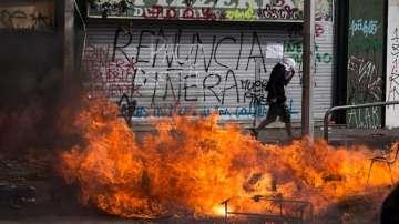 Протестите в Чили не стихват