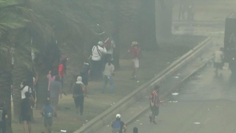 18 са вече жертвите на протестите и сблъсъците в Чили.