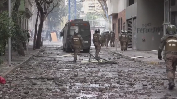 Месец от началото на протестите в Чили