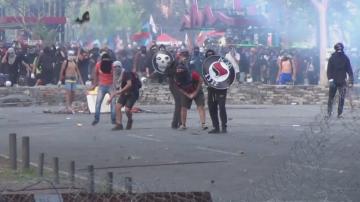 50-и ден от началото на протестите в Чили