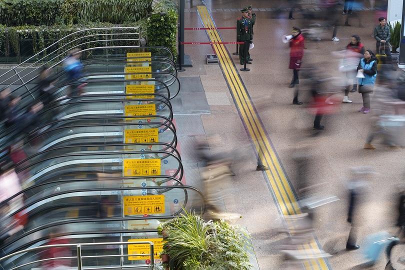 Най-голямата годишна миграция на хора започна в Китай, където стотици