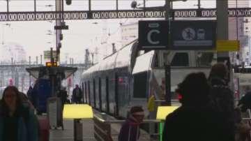 Френските железници излизат в двудневна стачка