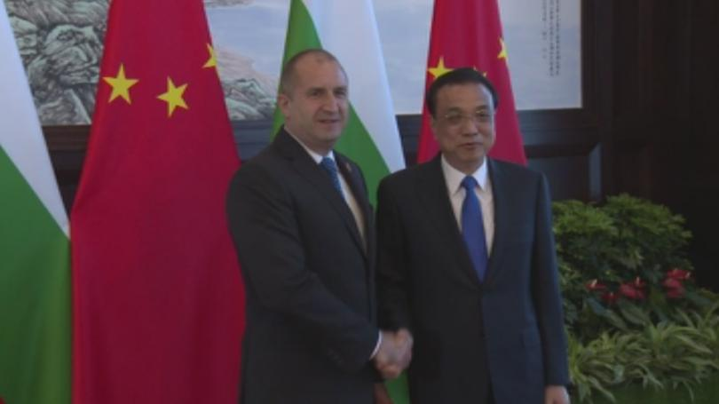 Откриване на директна въздушна линия Пекин - София, разкриване на