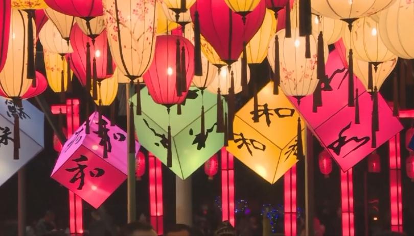 В китайската провинция Съчуан, където започна известният Пролетен фестивал. Традиционни