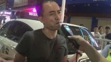 Пиян китаец се опита да надхитри дрегер