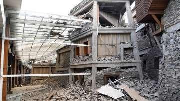 Две земетресения разлюляха Китай в рамките на само 24 часа